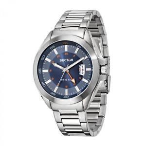 腕時計 ウォッチ セクタorologio gmt uomo sector 720 r3253587001 acciaio nuova collezione