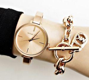 【送料無料】腕時計 ウォッチ ミハエルカラーウォッチゴールドmichael kors reloj mujer mk3546 jaryn en color oro nueva