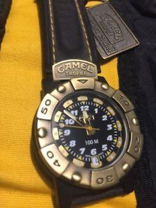 【送料無料】腕時計 ウォッチ ダウォッチcamel watch men quartz reloj