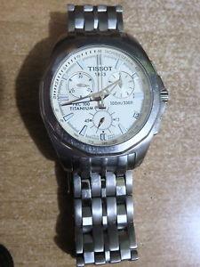 【送料無料】腕時計 ウォッチ ティソチタニウムorologio tissot prc 100 titanium usato