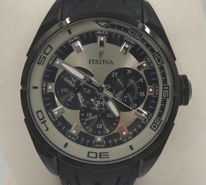 【送料無料】腕時計 ウォッチ アラームreloj festina f166101
