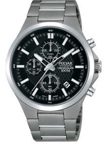 【送料無料】腕時計 ウォッチ チタンキーpulsar de caballero reloj de pulsera titanio pm3111x1 nuevo