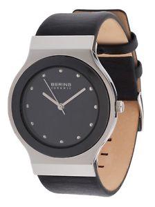 【送料無料】腕時計 ウォッチ ベーリングブラックセラミックbering seora reloj de pulsera cermica negro 32538442