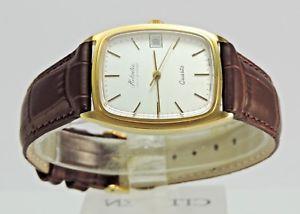【送料無料】腕時計 ウォッチ ビンテージレディーススイスプレステージクォーツvintage seores reloj pulsera helvetia flatline swiss prestige quartz