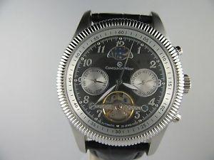 【送料無料】腕時計 ウォッチ トップc456 constantin weisz ref 10a026cw3 atm automatic top estado