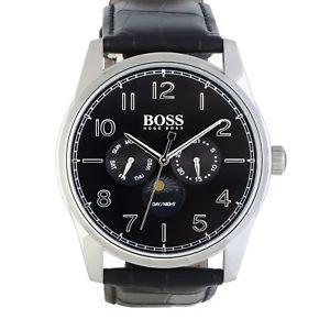 【送料無料】腕時計 ウォッチ ヘリテージクロノグラフボスブラックウォッチnuevo anunciohugo boss herencia crongrafo hombres reloj negro 1513467