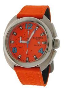 【送料無料】腕時計 ウォッチ マーレチタンメートルorologio uomo locman mare 013000or0005coo cordura arancione 47mm titanio 100mt