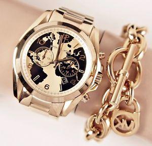 【送料無料】腕時計 ウォッチ オリジナルウォッチハンガーストップカラーゴールドoriginal michael kors reloj fantastico mk6272 bradshaw hambre stop color oro nuevo