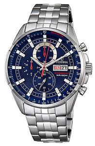 【送料無料】腕時計 ウォッチ ウォッチナイツクロノグラフクロノfestina reloj caballeroschronograph chrono f68443 nuevo amp; ovp