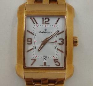【送料無料】腕時計 ウォッチ スイスcandino watch swiss made 30