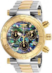 正規逆輸入品 送料無料 腕時計 ウォッチ クロノグラフメートルトーンスチールアラームinvicta hombres subaqua crongrafo de 休み 200m ssteel reloj cuarzo 25805 tonos dos
