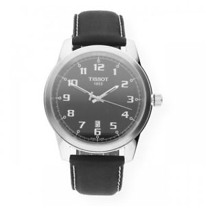 【送料無料】腕時計 ウォッチ ティソレディースブラックレザーtissot seores reloj de pulsera t06152152 cuero negro