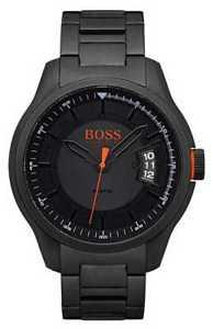 【送料無料】腕時計 ウォッチ ヒューゴボスオレンジスチールhugo boss orange hong kong negro reloj de acero 1550005 relojes 34