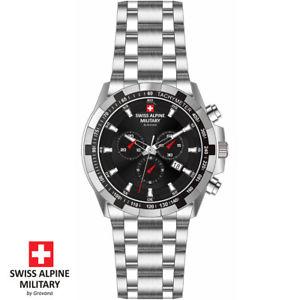 腕時計 ウォッチ スイスアルプスクロノナイツswiss alpine military by grovana 70439137 chro reloj pulsera caballeros nuevo