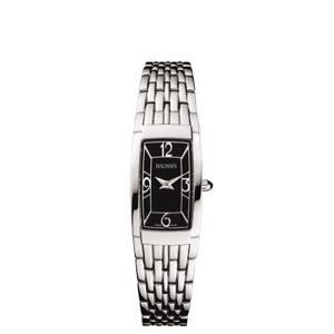 【送料無料】腕時計 ウォッチ オートクチュールコレクションスチールケースアラームbalmain para mujer de coleccin de alta costura estuche de acero cuarzo reloj b38113364