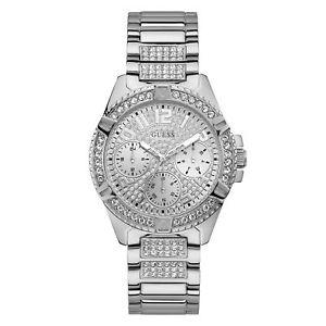 【送料無料】腕時計 ウォッチ guess reloj de pulsera de w1156l1 las mujeres seora frontera