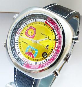 【送料無料】腕時計 ウォッチ sornaautomatic calendariumworldtimert23766641 reloj pulsera caballero 20
