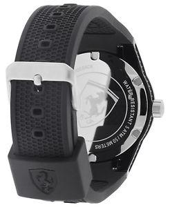 腕時計 ウォッチ スクーデリアフェラーリレッドリビジョンクロックscuderia ferrari red rev t reloj de hombre 0830253