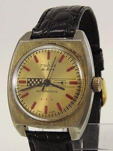 【送料無料】腕時計 ウォッチ ビンテージレディースvintage ruhla de luxe seores reloj de pulsera