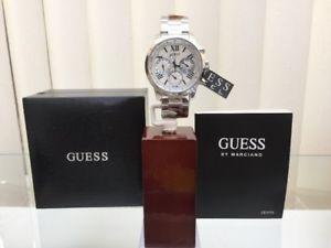 【送料無料】腕時計 ウォッチ アラームgenuino reloj guess para hombre da y fecha rrp 250 gran regalo en caja a67