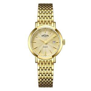 【送料無料】腕時計 ウォッチ reloj de pulsera rotary seoras chapado en oro lb05300303 pvp 17500 precio 13995