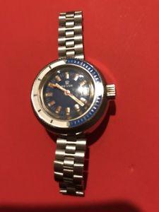 【送料無料】腕時計 ウォッチ ダイバーレディリファレンスrevue divers lady 200m, ref h4626b