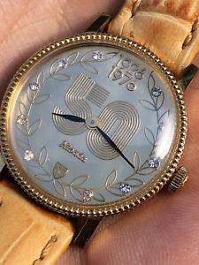 【送料無料】腕時計 ウォッチ ビンテージスイスマニュアルウォッチベルトraro vintage nivada 50th aniversario mujer correa manual moneda reloj suizo