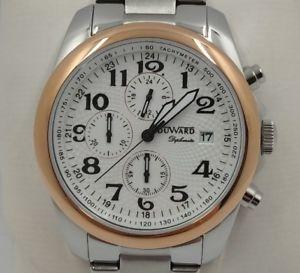 【送料無料】腕時計 ウォッチ duward diplomatic 100m wr