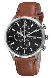 【送料無料】腕時計 ウォッチ タイタンナイツクロノグラフクロノboccia titan caballeroschronograph chrono 375304