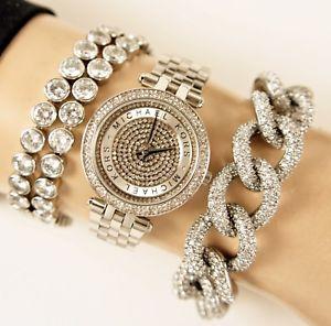 【送料無料】腕時計 ウォッチ ミニウォッチカラーシルバーガラスoriginal michael kors reloj mujer mk3476 mini darci color plata cristal nuevo