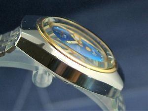腕時計 ウォッチ ビンテージレトロスイスルクスガラスvintage retro swiss reloj automtico cristal tressa lux 1970s nos cal como 5206