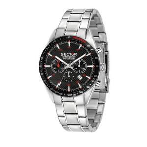 【送料無料】腕時計 ウォッチ セクタークロノグラフアルジェントorologio cronografo uomo sector 770 r3273616004 argento