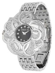 【送料無料】腕時計 ウォッチ cerruti seora reloj de pulsera plata crwm 041b2210
