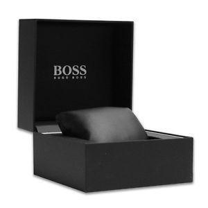 腕時計 ウォッチ オニキスアラームクロノグラフヒューゴボスreloj crongrafo nuevo hugo boss 1513367 para hombres onyx  2 aos de garanta