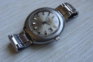 【送料無料】腕時計 ウォッチ ビンテージvintage orologio vetta competition 782 cal 2783 eta bracciale acciaio vetta