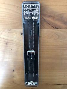 【送料無料】腕時計 ウォッチ モデルオリジナルフォルティスレザーブレスレットfortis original pulsera de cuero para b42 y f43 modelos, 20mm, nuevo, con caja