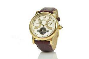 【送料無料】腕時計 ウォッチ ゴールドブティックnazareno gabrielli orologio automatico oro prezzo boutique 50