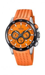 【送料無料】腕時計 ウォッチ レディースクロノグラフステンレススチールfestina seores reloj pulsera chronograph acero inoxidable f20353b