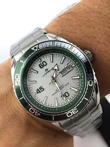 【送料無料】腕時計 ウォッチ クラウンウォッチorologio lorenz automatico 10100ee meccanico 21 jewels miyota corona vite watch