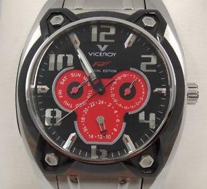 【送料無料】腕時計 ウォッチ アラームフェルナンドアロンソreloj viceroy 4762775 fernando alonso 30