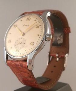 【送料無料】腕時計 ウォッチ ビンテージスイス montre ancienne vintage watch 50s eska swiss made