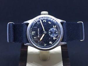 【送料無料】腕時計 ウォッチ ビンテージグリシンreloj vintage militar glycine