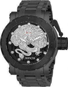 【送料無料】腕時計 ウォッチ ブラックステンレススチールinvicta hombres coalition fuerzas automtico 100m negro reloj acero inoxidable