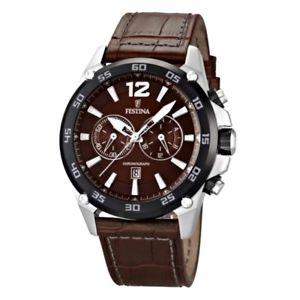 【送料無料】腕時計 ウォッチ マニュアルfestina f16673_3 reloj de pulsera para hombre es