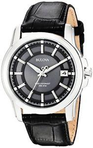 【送料無料】腕時計 ウォッチ レザーストラップサイズbulova hombre precisionist correa de cuero reloj de pulsera elige talla color
