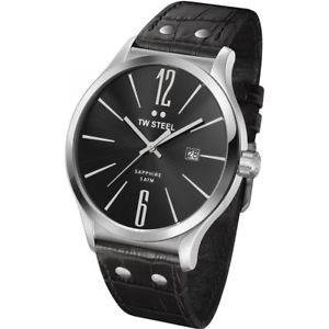 【送料無料】腕時計 ウォッチ スチールスリムラインクロックtw steel reloj slimline tw1300 nuevo con 2 ao de garanta rrp 25000