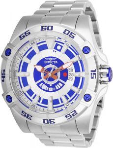 【送料無料】腕時計 ウォッチ スターウォーズステンレスinvicta hombres star wars automtico 100m reloj acero inoxidable 26519