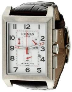 【送料無料】腕時計 ウォッチ ダlocman 024200whnbk2pst orologio da polso uomo it
