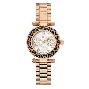 【送料無料】腕時計 ウォッチ ローズゴールドウォッチダイビングシックnuevo guess gc x35015l4s mujer oro rosa buceo chic reloj 2 aos de garanta