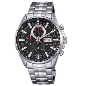 【送料無料】腕時計 ウォッチ マニュアルfestina f6844_4 reloj de pulsera para hombre es